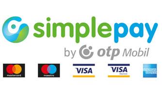 SimplePay bankkártyás fizetés tájékoztató